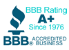 Sunset Travel - Our BBB Rating