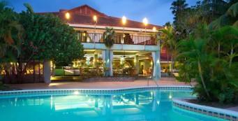 Couples Swept Away - Pool Restaurant