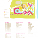 MAP of Excellence Playa Mujeres?