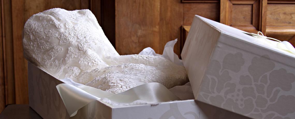 Packing Wedding Dress