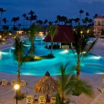 Luxury Bahia	Principe	Ambar - Pool (night)