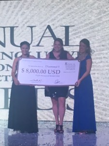 Sarah - Karisma Awards $8k