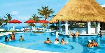Temptation Resort Swimup Bar