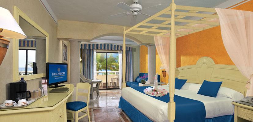 Luxury bahia principe akumal sunset travel inc for Hotel luxury akumal