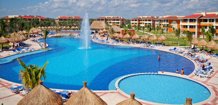 Grand bahia principe coba sunset travel inc for Burbank swimming pool illinois