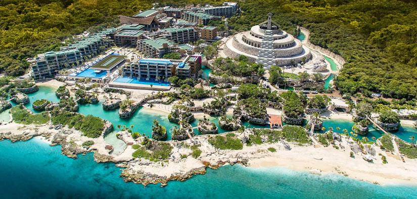 Hotel Xcaret Mexico Sunset Travel Inc